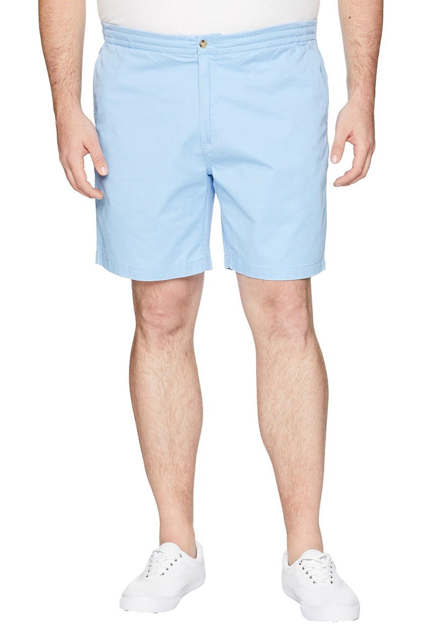 Big Tall Classic Fit Prepster Shorts, Blue
