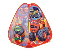 Nickelodeon Blaze & The Monster Machines Pop Up Tent, Red