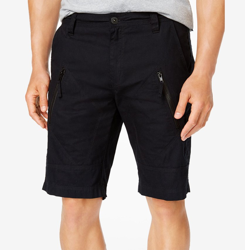Men's Davidson Cargo Shorts, Black