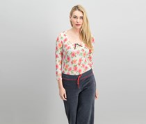 Guess by Marciano Floral Top, Pink combo