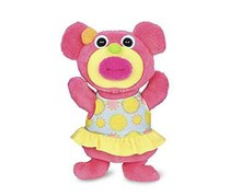 Sing-A-Ma-Lings Sunny, Pin/Yellow