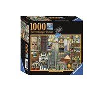 Ravensburger Our First World Tour Puzzle, Black Combo