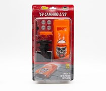 Revell Snap Tite 69 Camaro Z/28 Model Kit, Orange