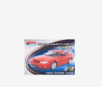 Revell Monogram 99 Mustang SVT Cobra Model Kit, Red