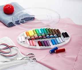 Sewing Set, Transparent