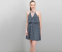 The Fifth Label Women's Painted Polka Dot Print Dress, Navy