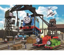 Thomas & Friends Train 35 Piece Puzzle At The Docks