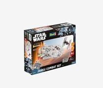 Revell 1:51+ Scale Jakku Combat Set Model Kit, Grey Combo