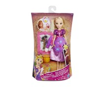 Hasbro Disney Princess Rapunzel Sogna in Grande, Purple Combo