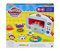 Play-Doh Kitchen Creations Magical Oven, White Combo