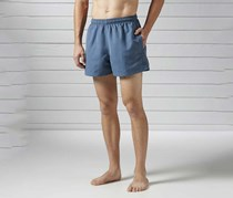 Reebok Men's BW Basic Boxer Short, Brave Blue