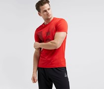 Reebok OSR Active Tee, Primal Red
