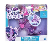My Little Pony Movie Twilight Sparkle Seapony, Purple