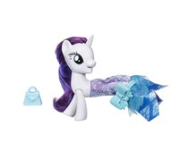 My Little Pony The Movie Rarity Land & Sea Fashion Styles, White Combo