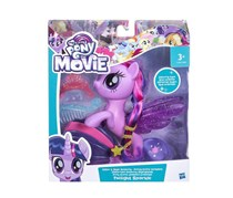 Hasbro My Little Pony Glitter & Style Seapony, Purple