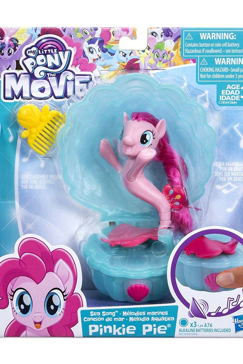The Movie Song Seapony, Sky Blue/Pink