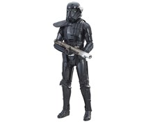 Star Wars: Rogue One Electronic Duel Imperial Death Trooper, Black