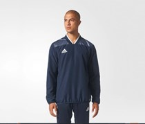 Adidas Tango Woven Piste  Training Tops, Legend Ink