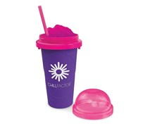 Chill Factor Tutti Fruity Slushy Maker, Purple