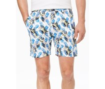 Con. Struct Men's Stretch Yellow Pineapple-Print 7