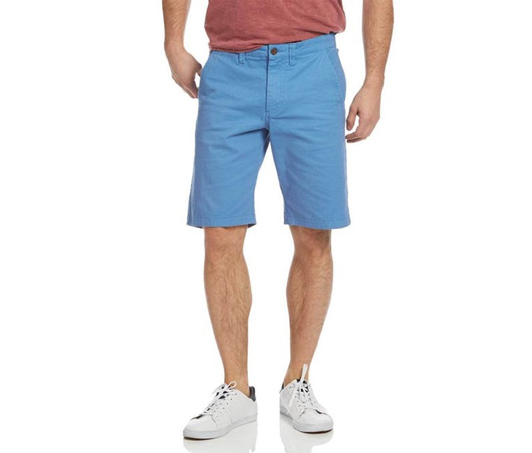 Memphis Stretch Short,  Dusty Blue