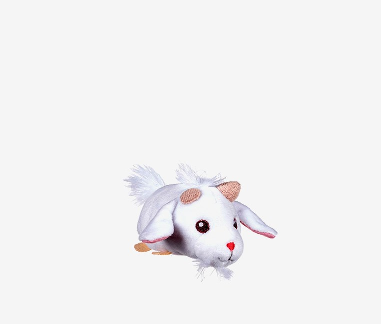 Mini Tsum, White