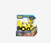 Bob The Builder Mash & Mold Scoop, Yellow/Black