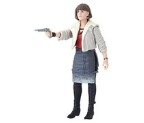 Star Wars Force Link 2.0 Qi'Ra Figure, Grey/Black