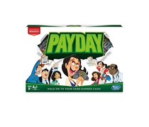 Hasbro Monopoly Pay Day Game, Green