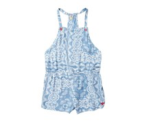 Roxy Salt Memory Romper, Light Blue