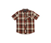 O'Neill Men's Yarn-Dyed Plaid Pocket Shirt, Combo