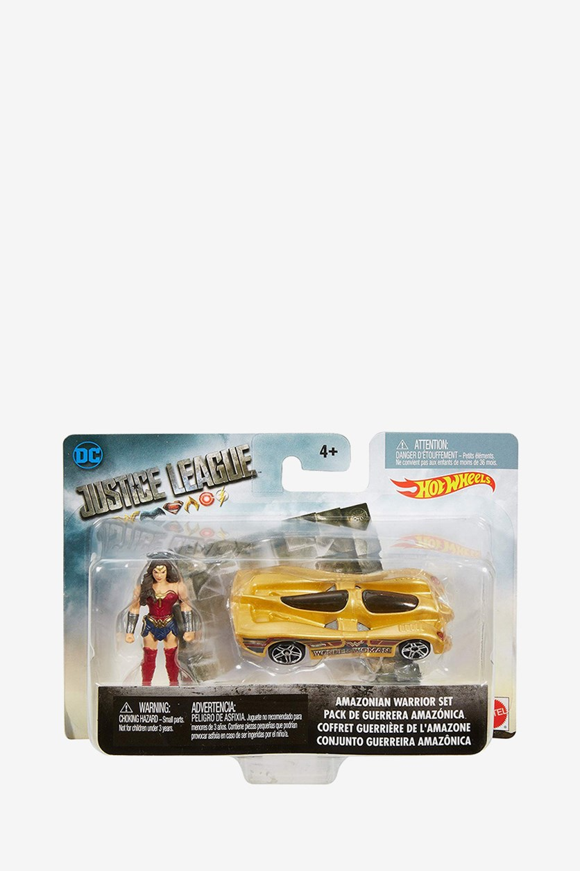 DC Justice League Mighty Mini Warrior Set, Combo