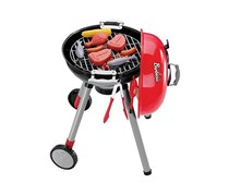 Power Joy Barbeque Party 27 Pieces, Red/Black