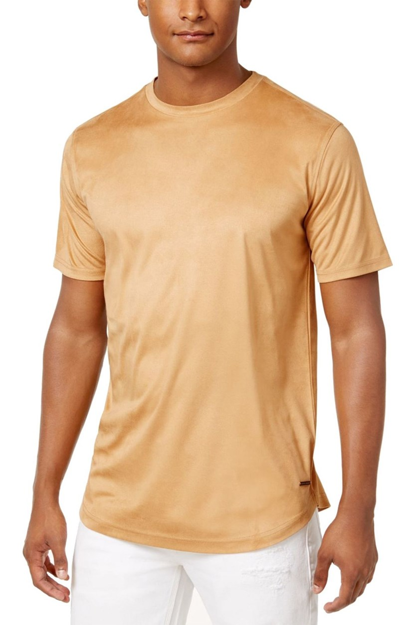 Mens Luxury T-Shirt, Tan
