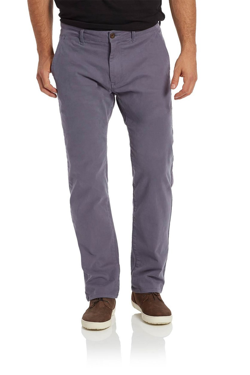 Flag & Anthem Castleton Chino Nashville Straight Pants, Grey