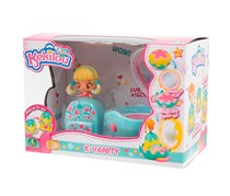 Kekilou Mini Vanity Playset, Yellow