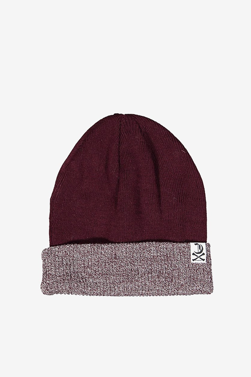 Men's Cap, Maroon