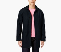 Michael Kors Men's Collin Rain Coat, Midnight Blue