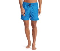 Mr.Swim Men's Bubbles Swimwear Short, Blue