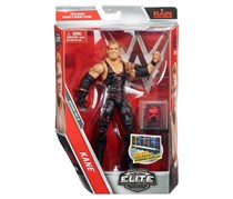 WWE Elite Collection Kane Action Figure, Black