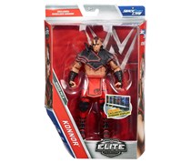 WWE Elite Collection Konnor Action Figure, Black/Red