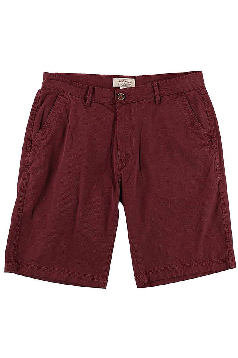 Men's Short, Maroon