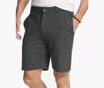 Weatherproof Vintage Mens Knit Shorts, Charcoal