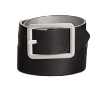 Style & co. Women's Reversible Belt, Black