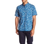 Flag & Anthem Men's Morton Shirt, Blue