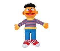 Sesame Street Ernie Plush Toys, Orange
