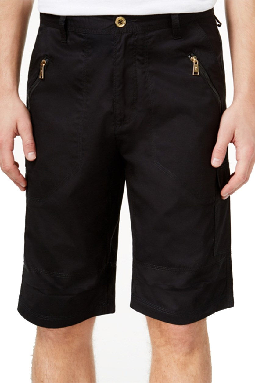 Men's Flight Shorts, Black