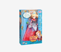 Regal Academy Deluxe Vicky Fashion Doll in Regal Gown, Red