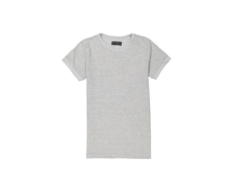 Men's  Heather T-Shirt, Grey