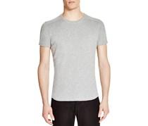 Wings + Horns Men's Base T-Shirt, Heather Grey